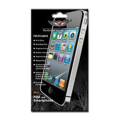 Apple iPod Touch 4th Generation 4G - Screen Protector Regular