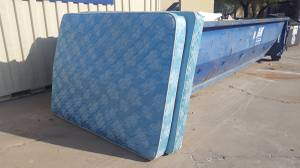 Queen Mattress & Box Spring (Austin)