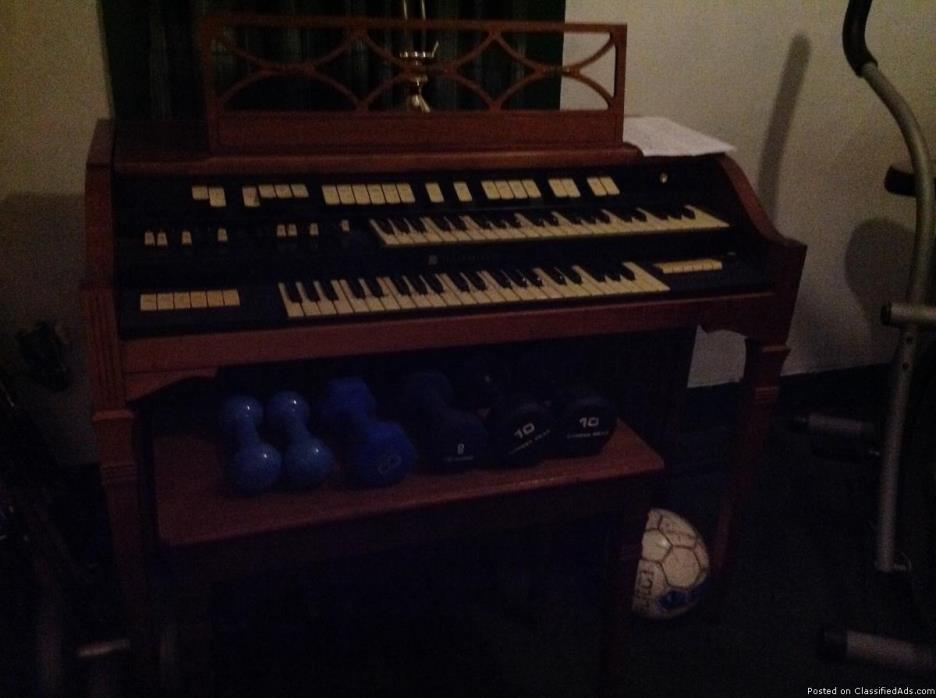 Full size organ for sale