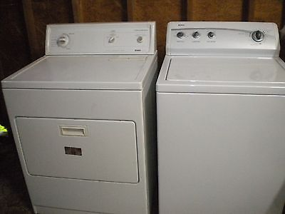 Kenmore Washer and Dryer  ALABAMA ONLY