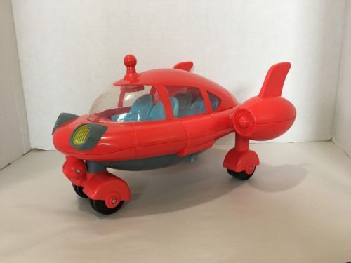 Little Einsteins Pat Pat Rocket Sounds Light Toy Red Disney