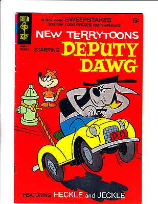 New Terrytoons  No.5    : 1969 :    : Fire Hydrant Cover! :