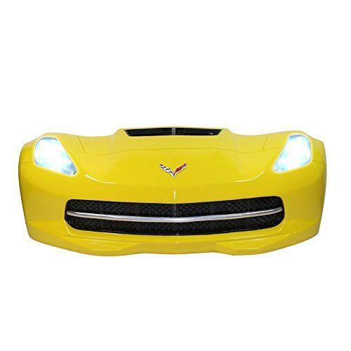 Chevrolet 2015 Corvette Stingray Front End Wall Decor (Working Lights)