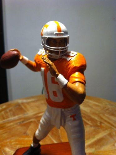 Danbury Mint Peyton Manning Tennessee Volunteers