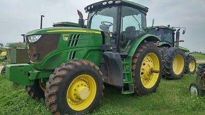 John Deere 6170R Tractors