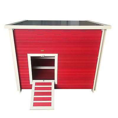 New Age Pet Jumbo Fontana Chicken Coop with Roosting Bar