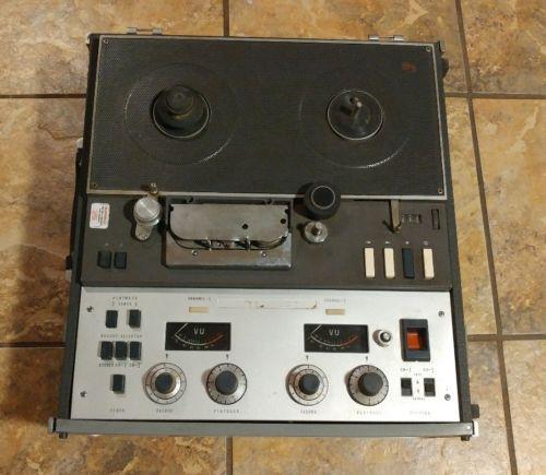 Sony 777S-2 777S Reel To Reel Tape Recorder
