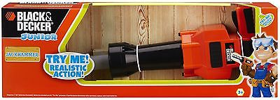 NEW IN BOX Black & Decker BLACK+DECKER Jr. Junior Jackhammer