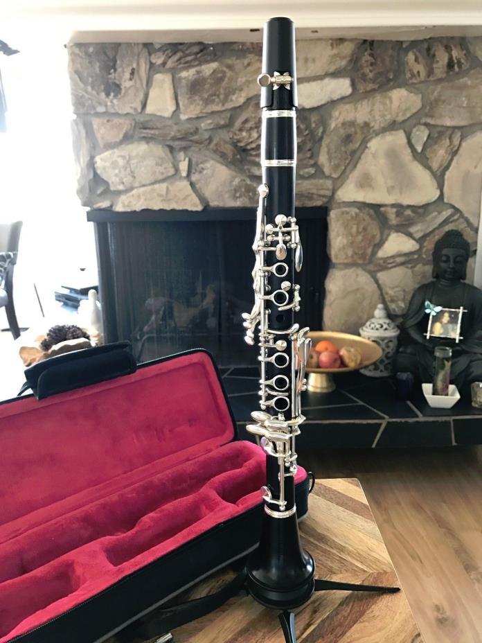 John Packer 323 Eb Clarinet - Silver Keywork - Wooden - Semi Professional