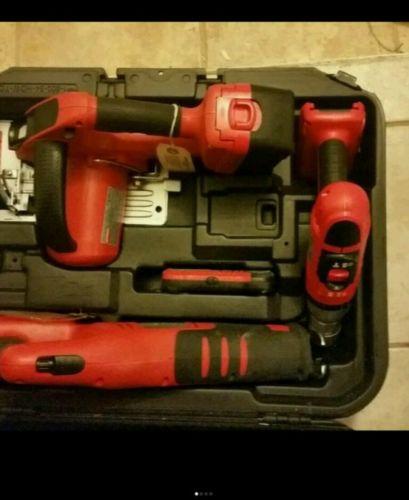 Black & decker firestorm tools