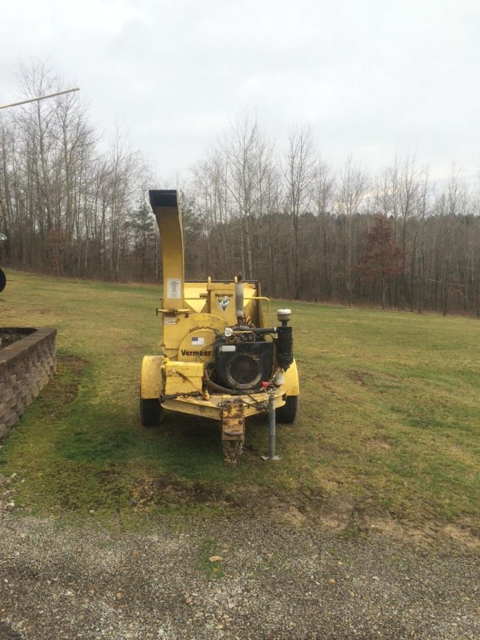 Used Vermeer BC935 Chipper