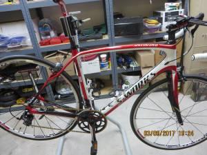 Specialized S-Works Roubaix - 2013 (Ripon)