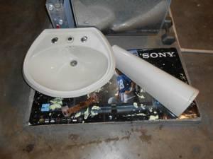 Pedestal Sink (weirton)
