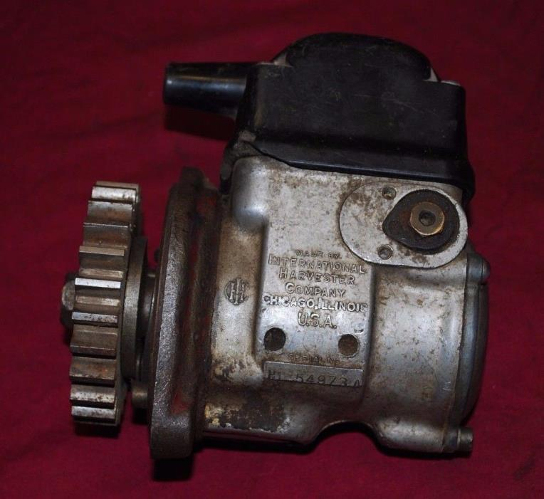 HOT International IHC LA LB 3-5 hp H-1 Mag Magneto Gas Engine Motor