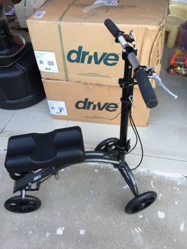 Drive Medical Steerable Knee Walker, #790, 300 Capacity BNWB UNOPENED