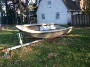 16 ft Seahawk (Poquoson)