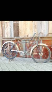 Vintage bike (Birnamwood)