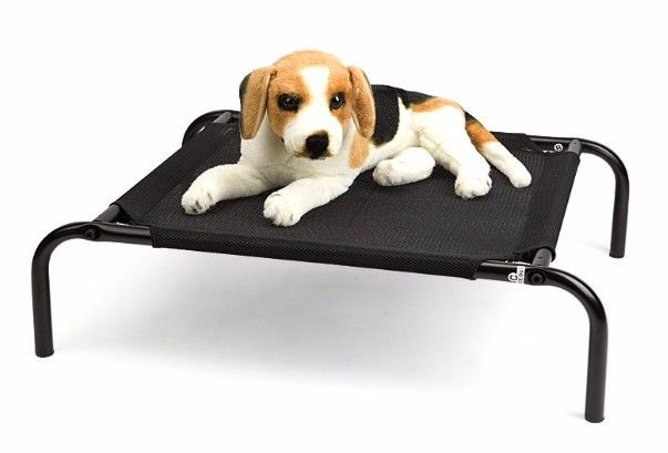 Elevated Dog Cat Cot Bed