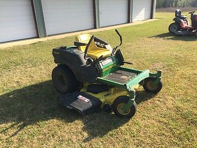 2009 John Deere z425 54C Zero Turn Mowers