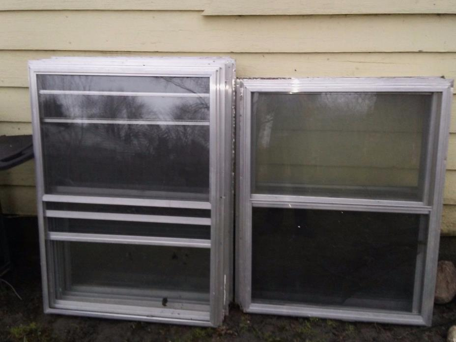 Aluminum storm windows for sale classifieds for Aluminum storm windows
