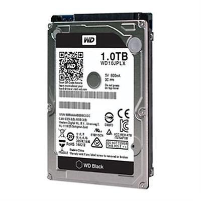 Western Digital HDD WD10JPLX 1TB Mobile 7200RPM 32MB Cache 2.5inch SATA Black