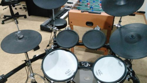 Roland TD-30 Electronic Drum Set