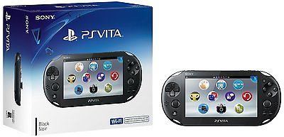 Brand New Sony PlayStation Vita WiFi FREE SHIPPING