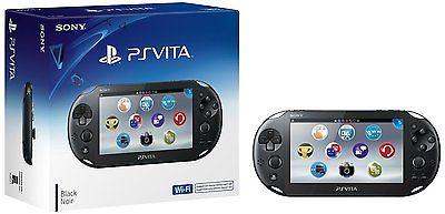 Brand New Sony PlayStation Vita WiFi FREE SHIPPING