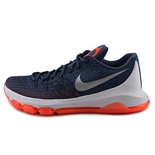 Nike KD 8 Men US 13 Blue Basketball Shoe