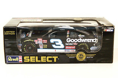 REVELL SELECT ~ DALE EARNHARDT ~ #3 OREO - GOODWRENCH ~ 1/24