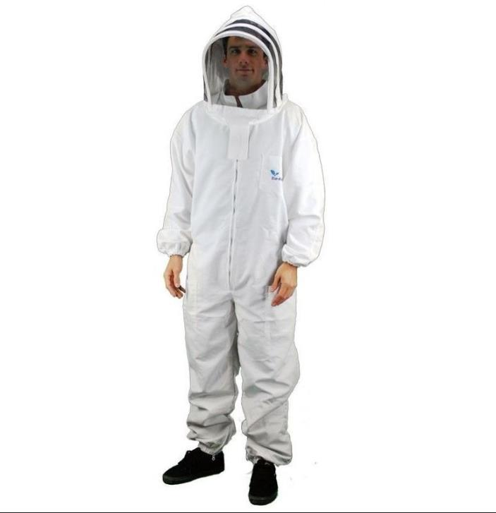 Professional Heavy duty Bee Suit, Beekeeping Supply Suit  - X Large -1339eb