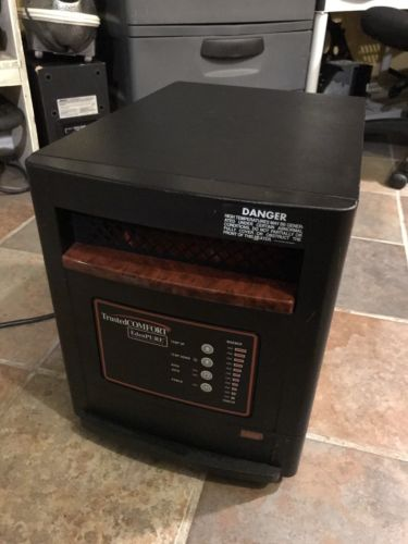 Comfort Zone Infrared Heater For Sale Classifieds