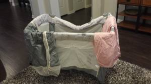 Bright Starts Portable Playard Play (Leander)
