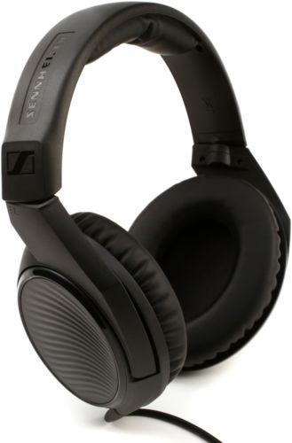 Sennheiser HD 200 PRO Closed-back Monitoring Headphones (Open Box)