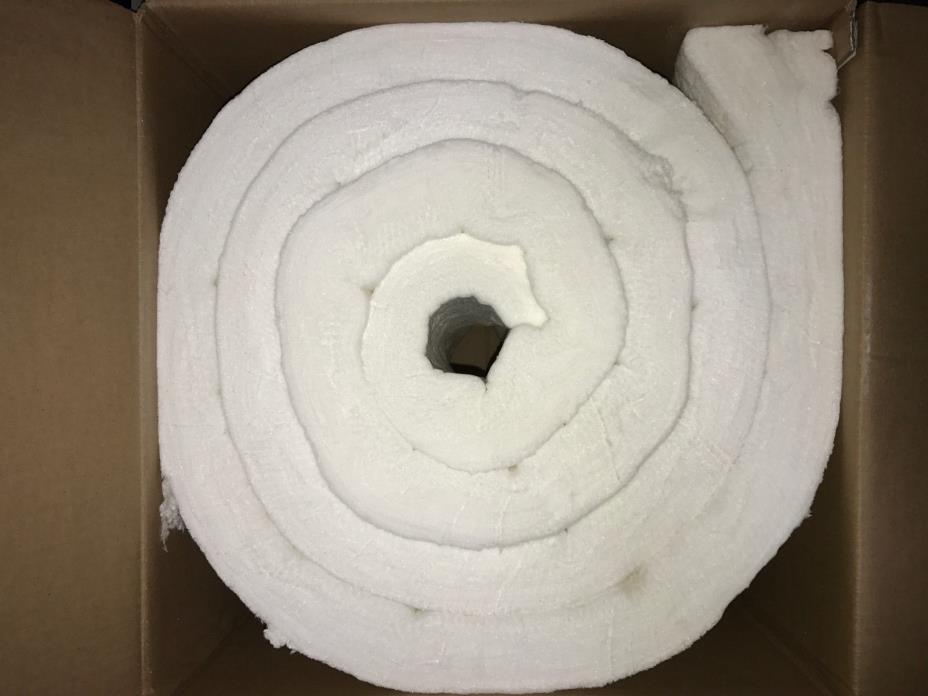 Ceramic Fiber Blanket , (HTZ) 2600 Degrees F, 8LB density 2