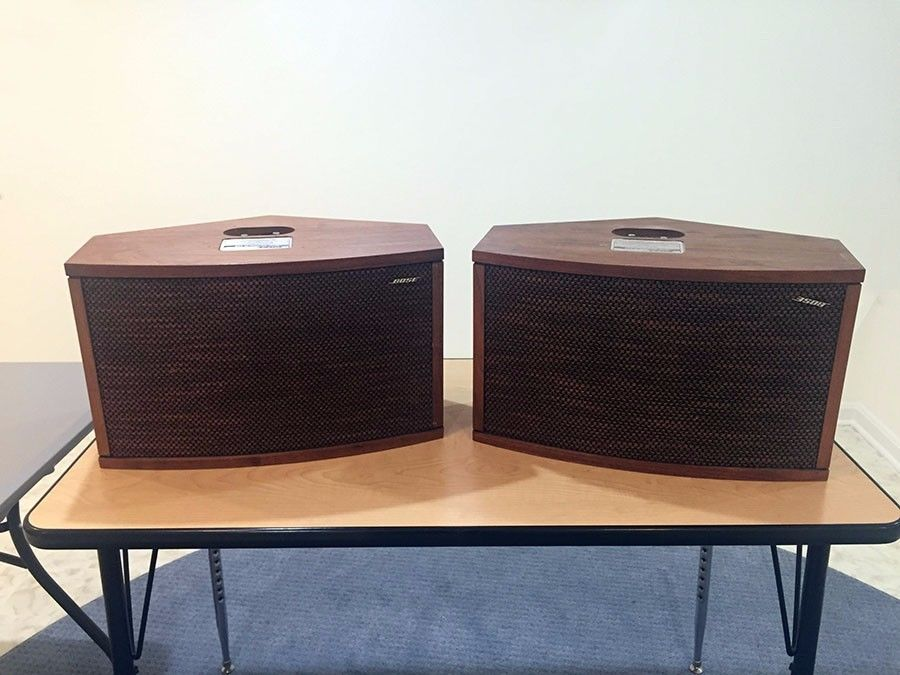 Bose 901 Series III vintage speakers