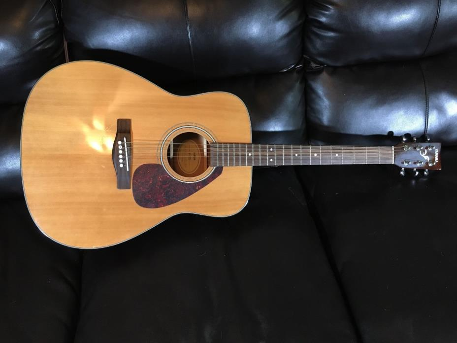 Yamaha f325 acoustic guitar for sale classifieds for Yamaha f 325 guitar