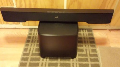 Polk Audio Woofer - For Sale Classifieds