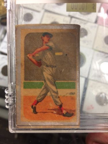 RARE! Ted Williams Matchbook