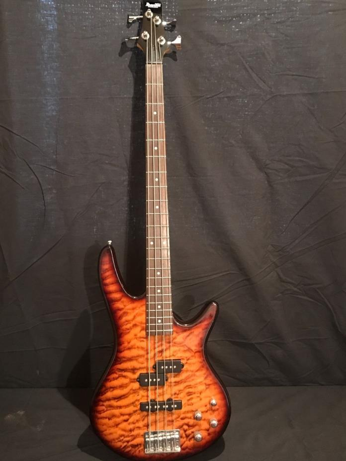 Ibanez gsr 200 electric bass guitar