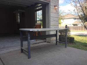 Work bench (Pflugerville)