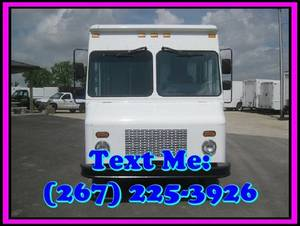 Q!!1Q!!2 Ft Step Van Truck Food 2009 Ford (catskills)