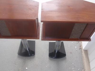 BOSE 901 SERIES II (THE BEST 901'S EVER)  RESTORED W/ STANDS