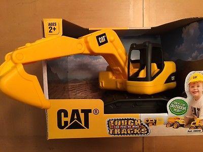 CAT Excavator Toy Truck