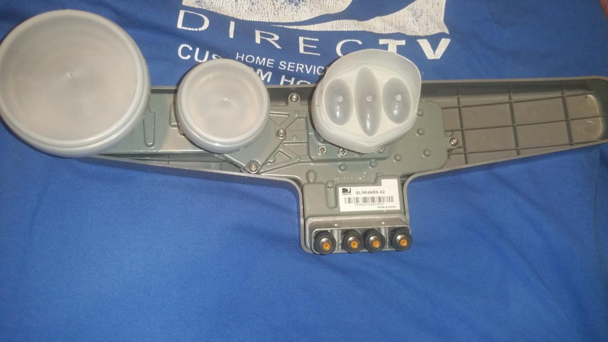 directv dish lnb for sale classifieds. Black Bedroom Furniture Sets. Home Design Ideas