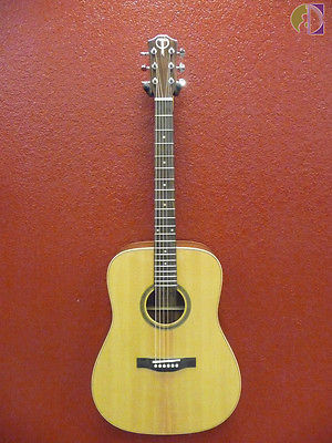 Teton STS100NT, Acoustic Guitar, Free Shipping in USA