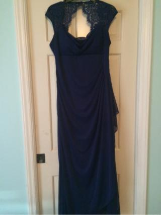 Royal Blur Prom/bridesmaid Dress