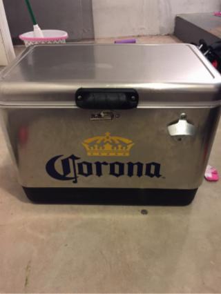 Rare Corona Cooler