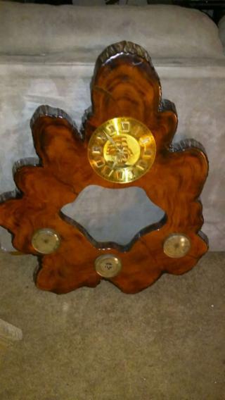 Vintage clock (RARE)