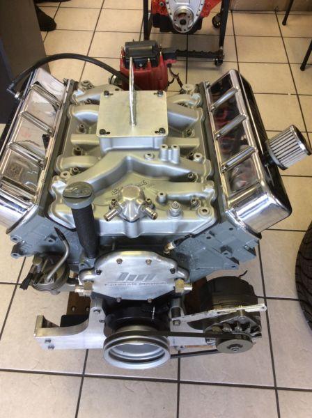 455 Oldsmobile Boat motor